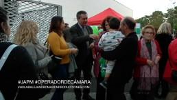 Operador de Cámara, 4k, HD, Televisión, Publicidad, Congresos, Directos, Alejandro Martín Producciones, 4K, Elecciones Andaluzas,