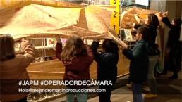Operador de Cámara, 4k, HD, Televisión, Publicidad, Congresos, Directos, Alejandro Martín Producciones, 4K, Intensidad.
