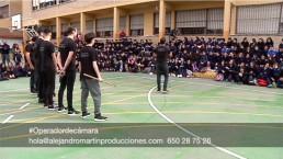 Alejandro Martín Producciones, Julio Alejandro, Operador de Cámara, Freelance, Sevilla, Televisiones.