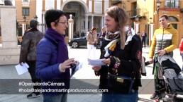 Operador de cámara, Sevilla, Freelance, 4K, Alejandro Martín Producciones,Trabajando,