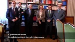 Operador de cámara, Sevilla, Freelance, 4K, Alejandro Martín Producciones, Dedicación,