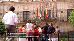 Operador de cámara, Sevilla, Freelance, 4K, Alejandro Martín Producciones,Fundación Caja Sol,
