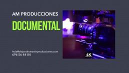 Alejandro Martin Producciones, Documental, Operador de Cámara, Sevilla, Productora,