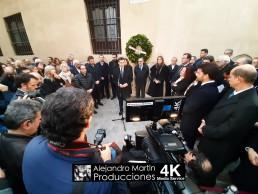 Alejandro Martín Producciones. Productora audiovisual, Operador de Cámara, Esfuerzo,