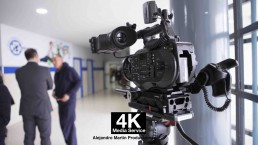 Alejandro Martin Producciones, Productora Audiovisual, Operador de Cámara, Grabando Corporativo.